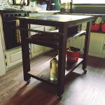 Roly-Poly Kitchen Island