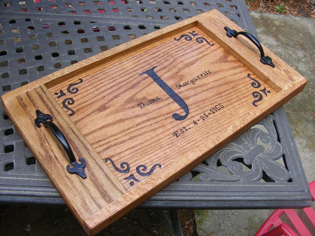 Diy Lowes Serving Tray on Diy Pallet Project Ideas