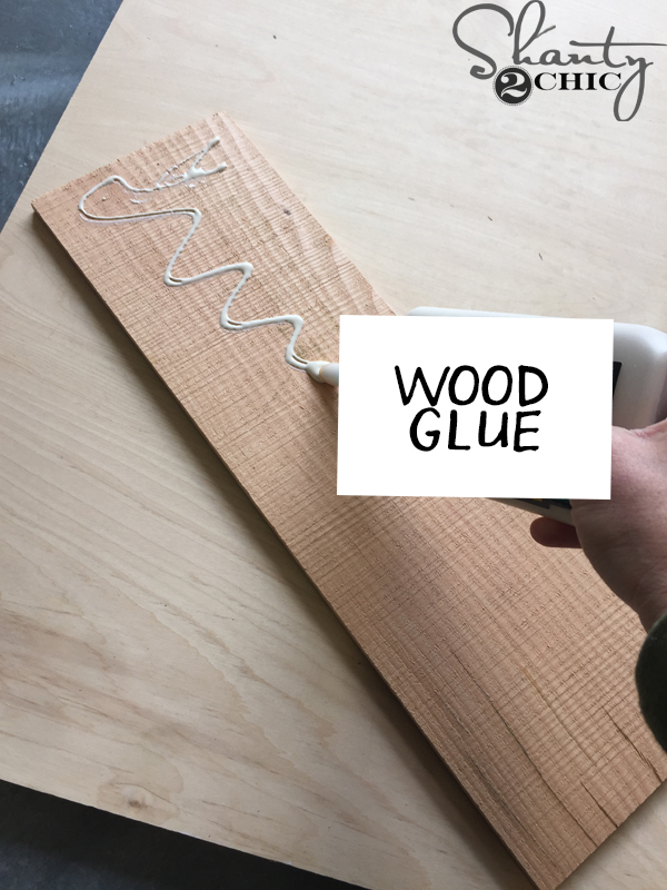apply-wood-glue-to-back-of-barn-wood