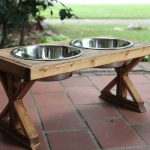 Fancy X Table For Your Pup