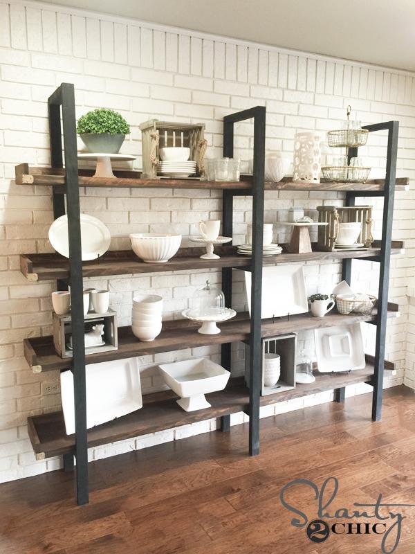 ... modern-diy-plate-rack & DIY Plate Rack for $95 - Shanty 2 Chic