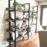 DIY Plate Rack for $95