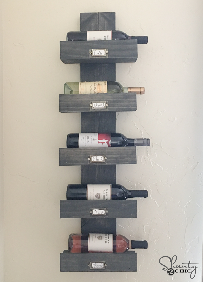 Shanty2chic Wine Rack