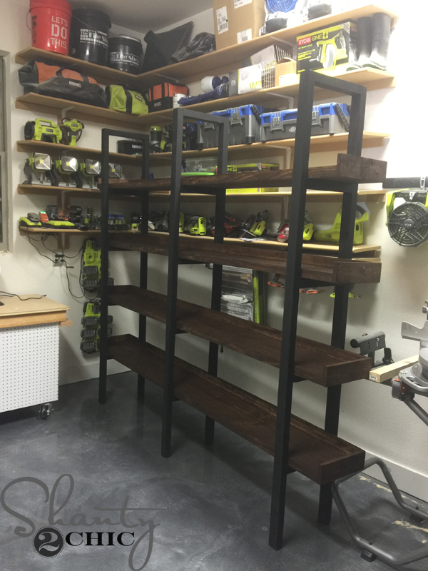 plate-rack-done & DIY Plate Rack for $95 - Shanty 2 Chic