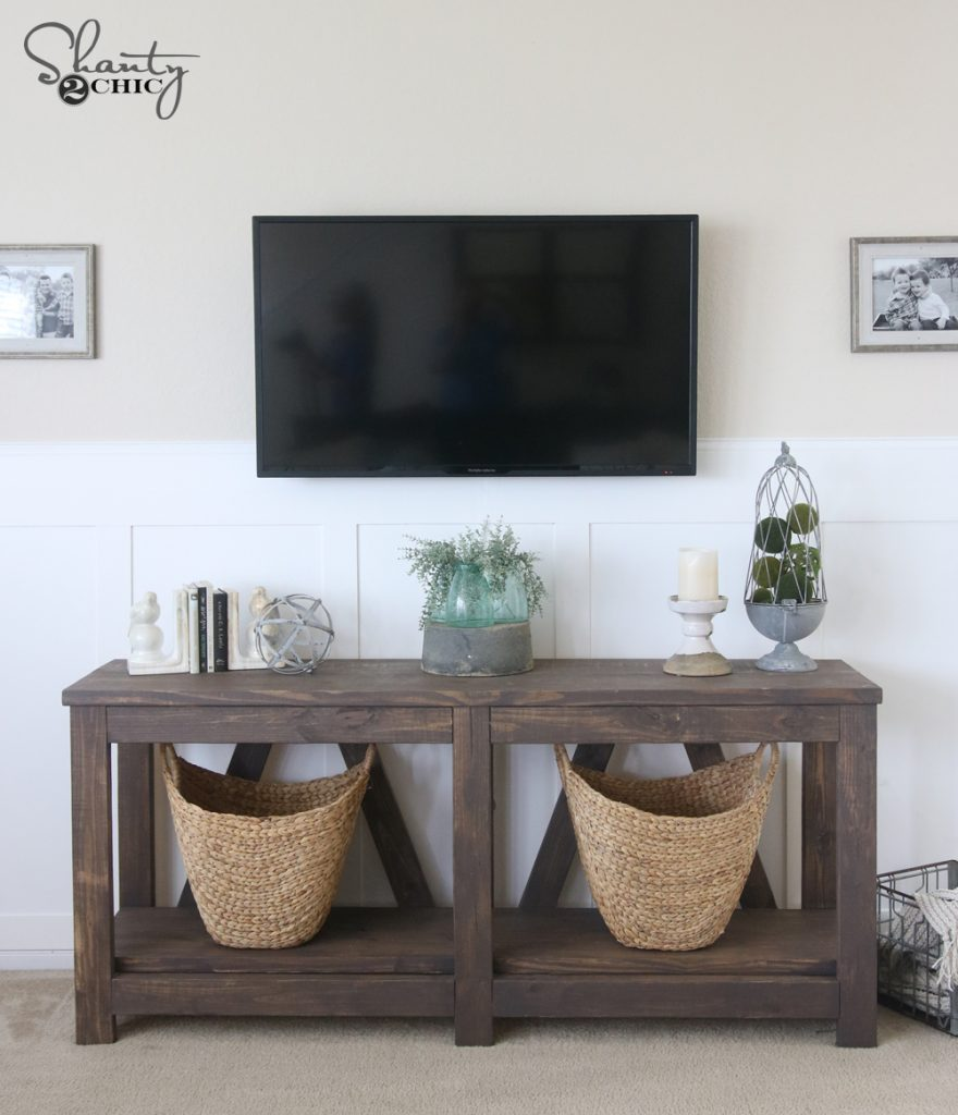 diy-diagonal-base-console-table-free-plans