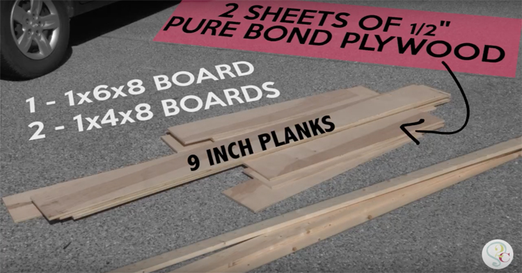 supplies-for-plank-wall