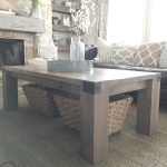 Modern Farmhouse Coffee Table and How-To Video