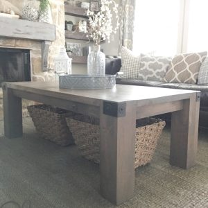 Free plans archives page 3 of 10 shanty 2 chic for Industrial farmhouse coffee table