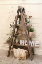 DIY Sawhorse Bookcase and How-To Video