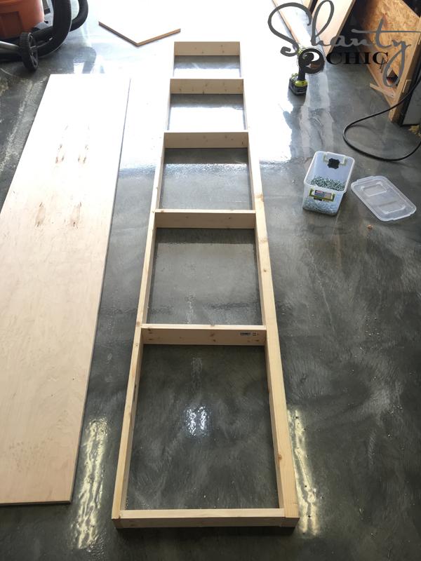 bridge-support-frame