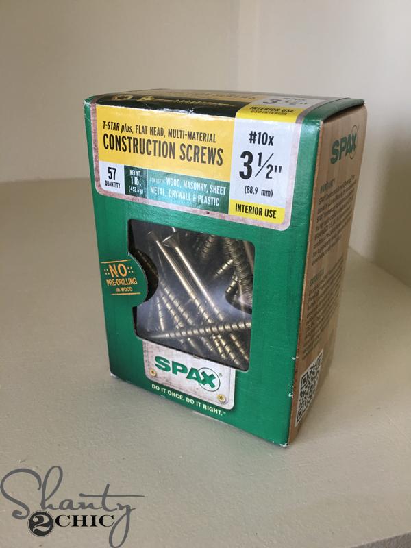 spax-wood-screws