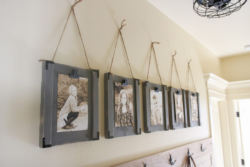 Diy Hanging Frames And Youtube Video Shanty 2 Chic