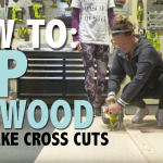 How to rip plywood – YouTube Video Tutorial