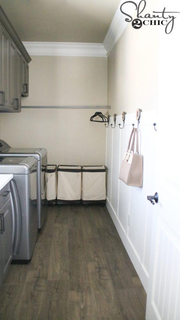 Laundry Room Revamp Shanty 2 Chic