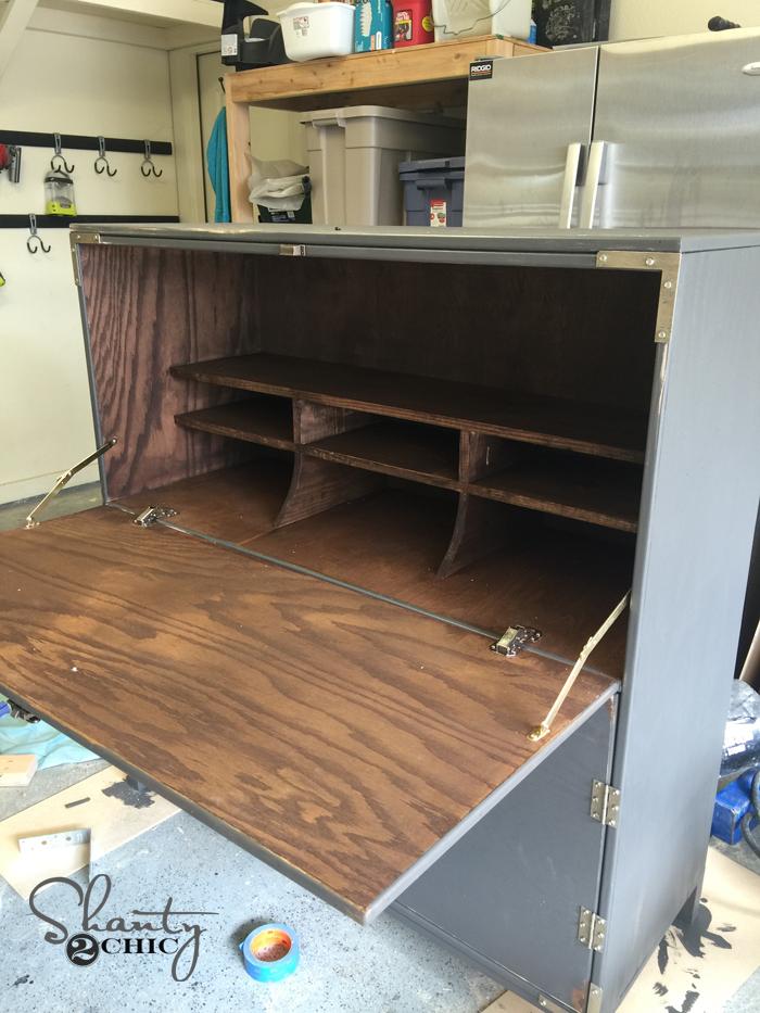 Bronze Spray Paint Furniture