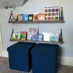 DIY $10 Turnbuckle Shelf and YouTube Video