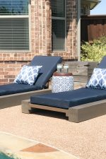 DIY Outdoor Lounge Chair and How-to Video