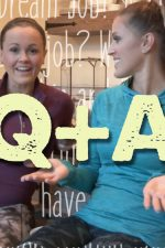 Video Q and A! Time Management and How We Turned Our Hobby Into a Career