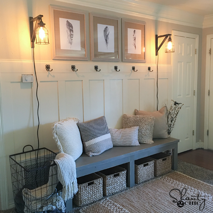 Diy wall locker shanty 2 chic for Shanty 2 chic porch swing