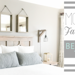 Ashley's Modern Farmhouse Bedroom Tour