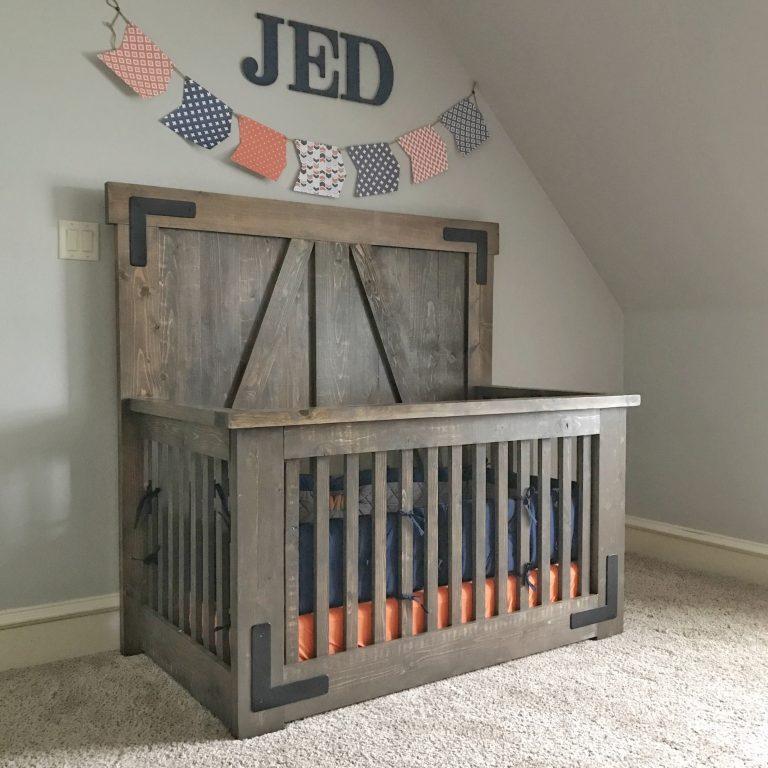 Nursery Decor Tour: Baby Jed's Nursery Room Tour!