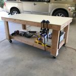 I made my own Work Bench!