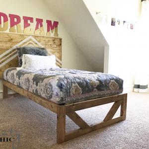 DIY-Modern-Platform-Bed-