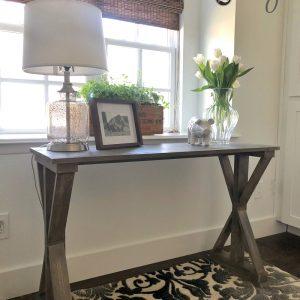 DIY Farmhouse Desk by Shanty2Chic
