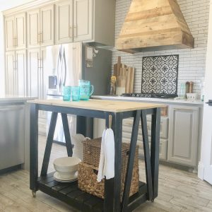 Kitchen Island Cart by Shanty2Chic