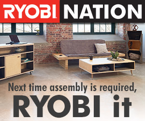 Ryobi Dream Workshop