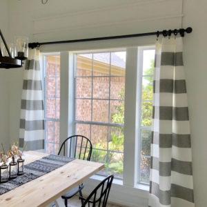 DIY Window Trim by Shanty2Chic