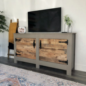 DIY Double Door Console by Shanty2Chic
