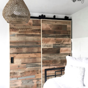 Double Bypass Closet Doors by Shanty2Chic