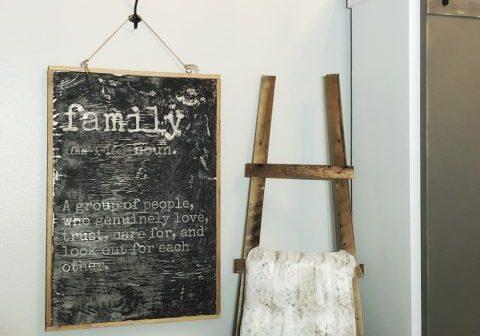 Free Printable Family Sign